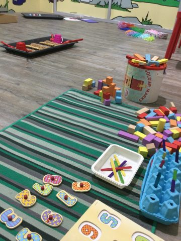 Cognitive skills for toddlers and older babies